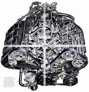 Acura Nsx Engine Cutaway