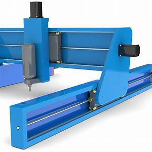 CNC Router Plans DL – Rockcliff Machine Inc