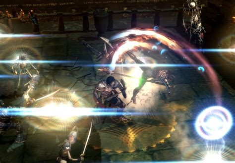 dungeon siege iii update with better pc controls being