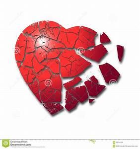 Broken Heart Stock Illustration  Illustration Of Disappointment