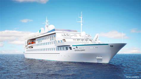 Yacht Cruises by Crystal Cruises To Add Three New Cruise Ships River Ship