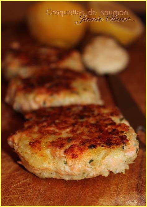 mes brouillons de cuisine croquettes de saumon recette de oliver quot mes