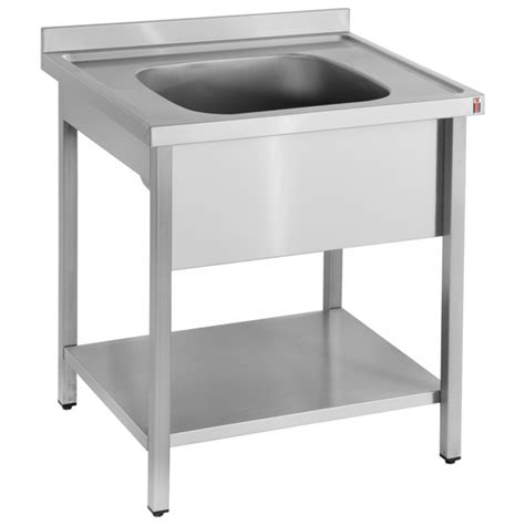 stainless steel sink with legs inomak stainless steel sinks on legs kitchen sink
