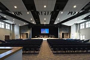 Sanctuaries / Auditoriums — Architecture, Master Planning