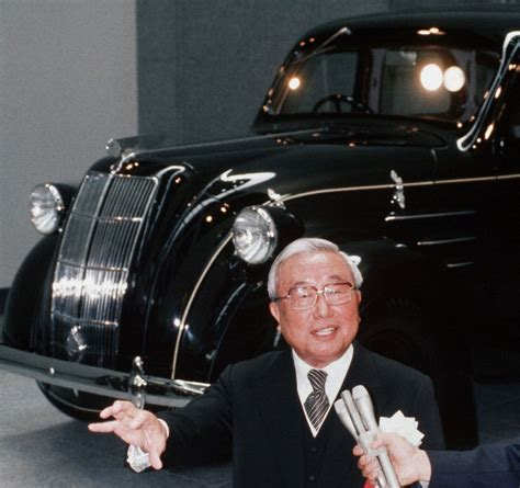 Obituary: Eiji Toyoda, who helped family's firm change ...