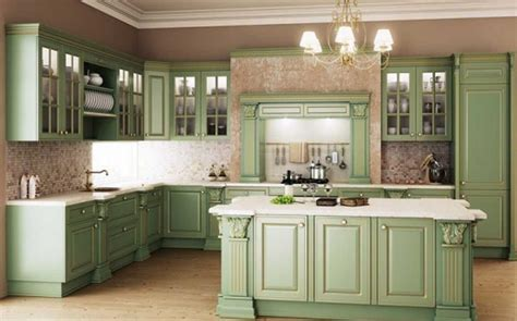 vintage decorating ideas for kitchens beautiful green kitchen pictures photos and images