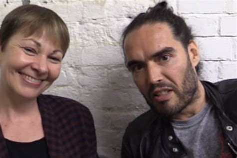 russell brand vote russell brand drops his anti voting stance and says people