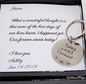 groom gift from bride bride to groom gift on by With groom gifts for bride on wedding day