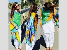 White Punjabi Suit Punjabi Suits Pinterest The
