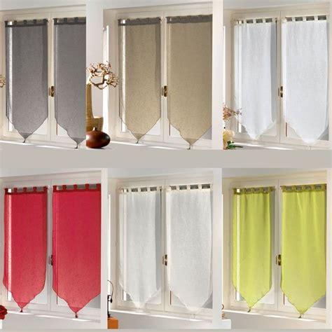 paire de rideaux fen 234 tre largeur 90 cm hauteur 160 cm