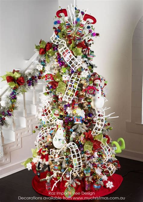 tendencias  decorar tu arbol de navidad