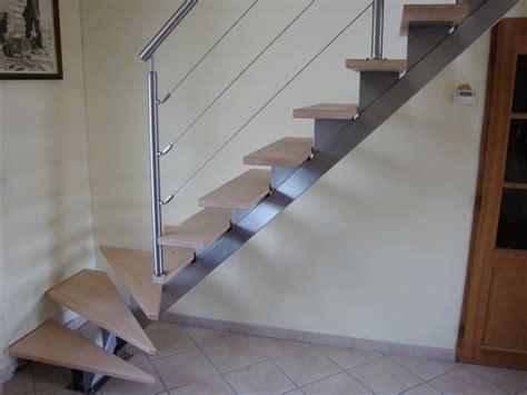 aide a la fabrication escalier