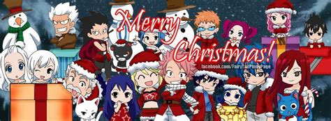 christmas wallpaper  fairytail