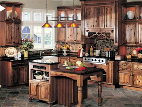 country western kitchen decor les plus belles cuisines rustiques en images archzine fr 6240