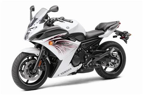 >2010 Yamaha Fz6r Motorcycle