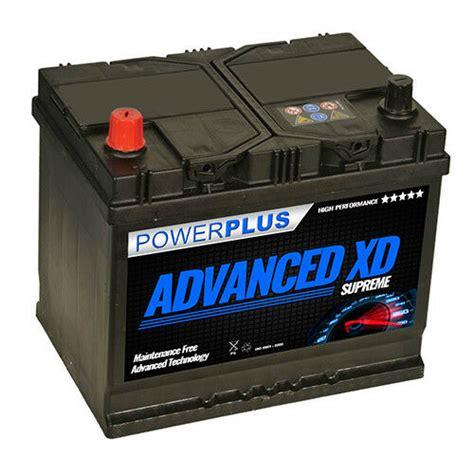 varta equivalent type xd car battery ah cca