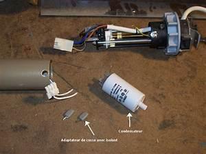 Condensateur Volet Roulant : changer le condensateur d 39 une pompe volet roulant ~ Melissatoandfro.com Idées de Décoration