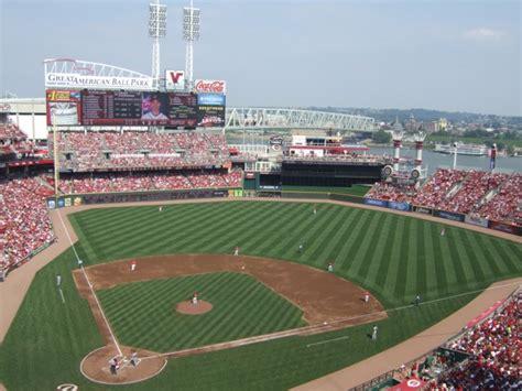 Great American Ball Park, Cincinnati Reds Stadium