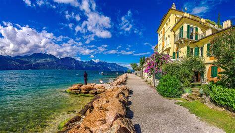 Brenzone@Lago di Garda | House styles, Mansions, Garda