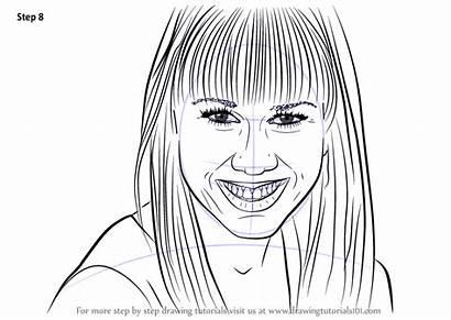 Draw Miranda Sings Pages Drawing Step Coloring