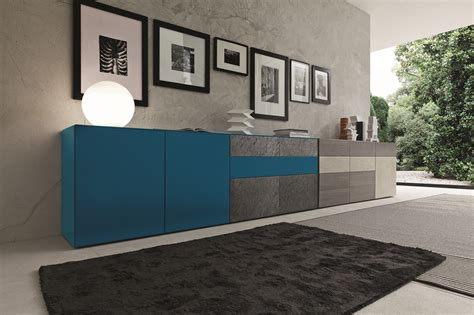 Inclinart Sideboard By Presotto Industrie Mobili Design