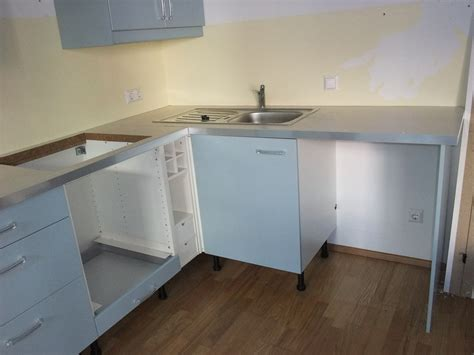 ikea oberschrank küche ikea k 227 188 che applad blau the office