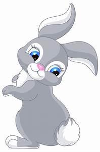 Cute Bunny Cartoon PNG Clip Art Image | Bunny | Pinterest ...