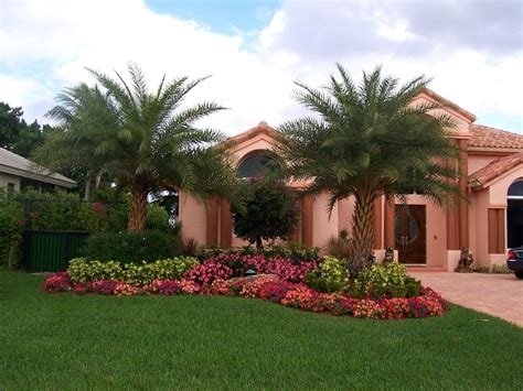 landscaping ideas for front yard in south florida create a