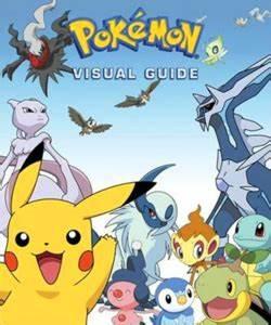 Pokémon Visual Guide - Bulbapedia, the community-driven ...