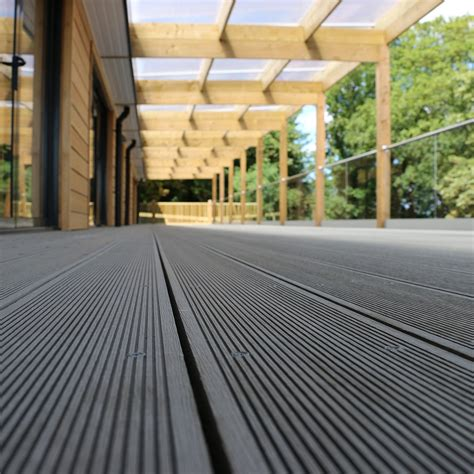 Saige Composite Decking  Residential & Commercial Use
