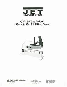 Download Jet Tools Trimmer Ss
