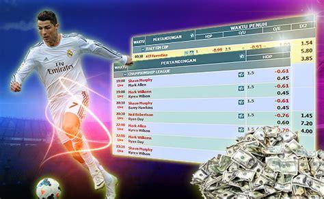 Manfaatkan Situs Judi Bola Online - World of Gambling ...