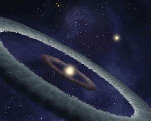 Space Images | Birth of an Earth-like Planet (Artist concept)