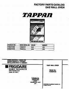 Tappan Tappan Gas Wall Oven