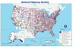 6 Best Images of United States Highway Map Printable ...