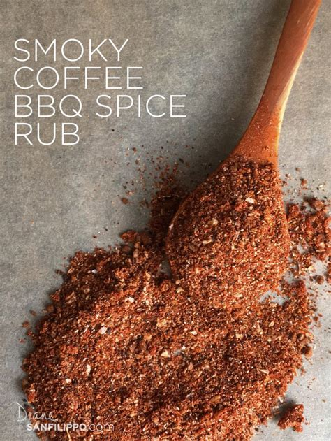 Wrap in plastic wrap and chill for 2 hours and up to overnight. Smoky Coffee BBQ Spice Rub (Trader Joe's copycat) in 2020 | Bbq spice, Spice rub, Homemade ...