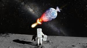Astronaut NASA Moon Landing Moon Explosion Galaxy Milky ...