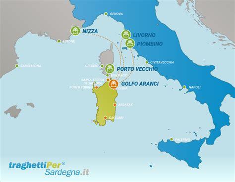 golfo di porto traghetti per golfo aranci informazioni sul porto della
