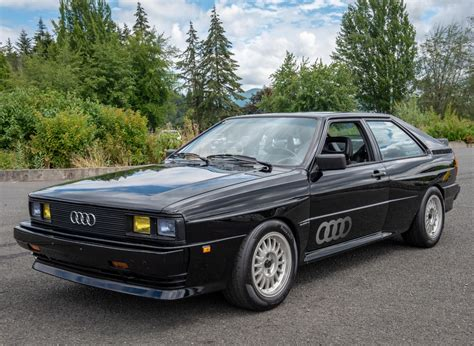 Audi Quattro by 1983 Audi Ur Quattro For Sale On Bat Auctions Closed On