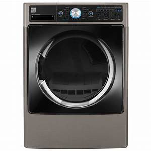 Kenmore Elite 81583 7 4 Cu  Ft  Front-load Electric Dryer W   Steam