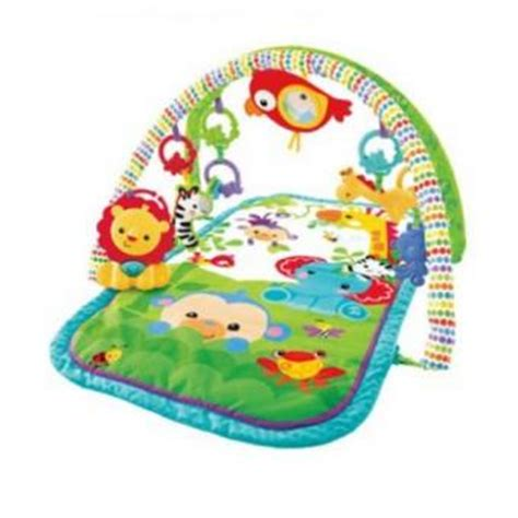 tapis fisher price amis de la jungle 3 en 1 tapis d