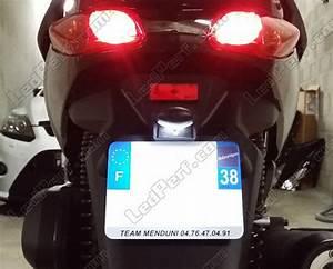 Eclairage Plaque Moto : pack leds plaque d 39 immatriculation pour yamaha x max 125 ~ Melissatoandfro.com Idées de Décoration