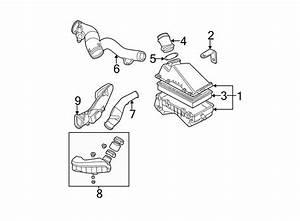 2000 Volkswagen Jetta Gl 2 0l A  T Mass Air Flow Sensor