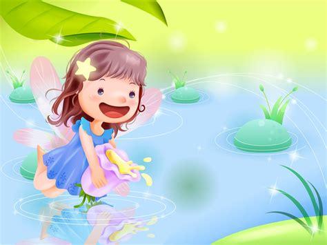 lightthem: 可愛圖案 Cute Cartoon Wallpaper 03 童年卡通可愛桌布 03