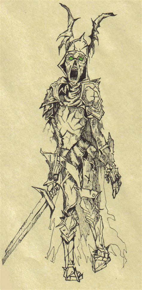 Zombie Warrior Grimzombie Deviantart