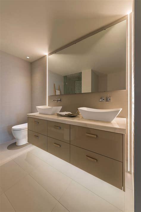 Modern Bathroom Led Lighting by Floating Led Bath Spa Lights Bathroom Best Bathroom