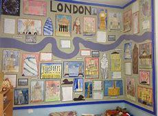 London Landmarks Eleanor Palmer Primary School