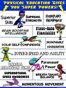 PE Poster: Phys... Elementary Pe Quotes