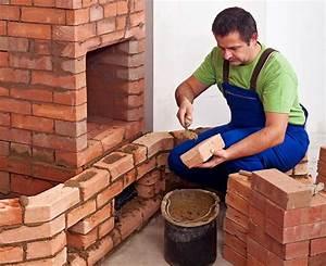 Cheminée à Foyer Ouvert : cheminee foyer ouvert tarif ~ Premium-room.com Idées de Décoration