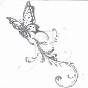 Butterfly tattoo by Poison13alannah on DeviantArt